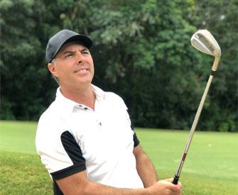 Golfeur professionnel membre de la PGA du Canada