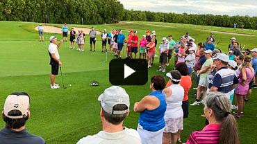 Vidéos de golf activités et services