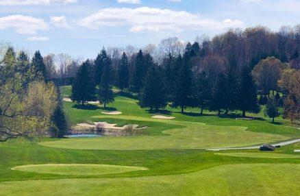 La saison de golf débute le 20 mai, yes c'est aujourd'hui!